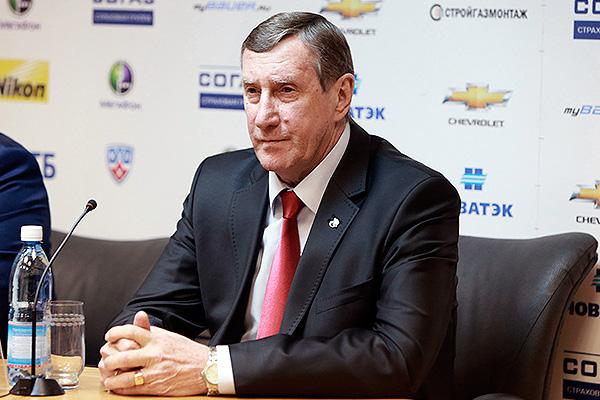 Валерий Белоусов. Фото: GLOBAL LOOK press