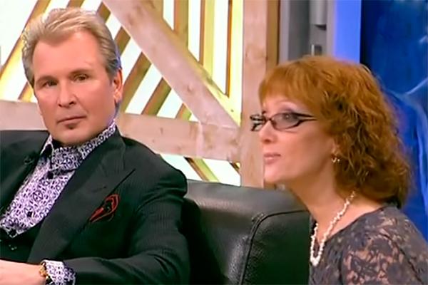 Александр Малинин и Ольга Зарубина. Кадр youtube.com