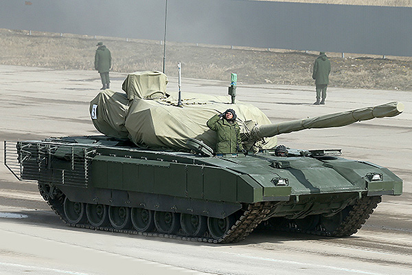 Т-14. Фото: mil.ru