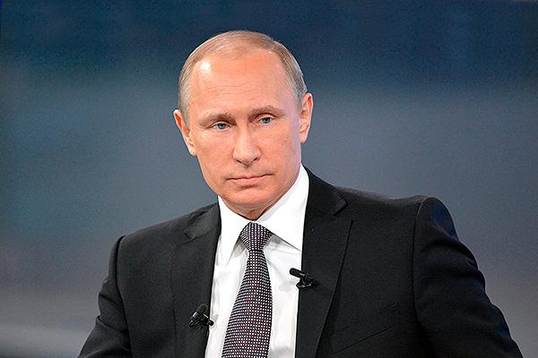 «Россия 1» показала документальный фильм оВладимире Путине
