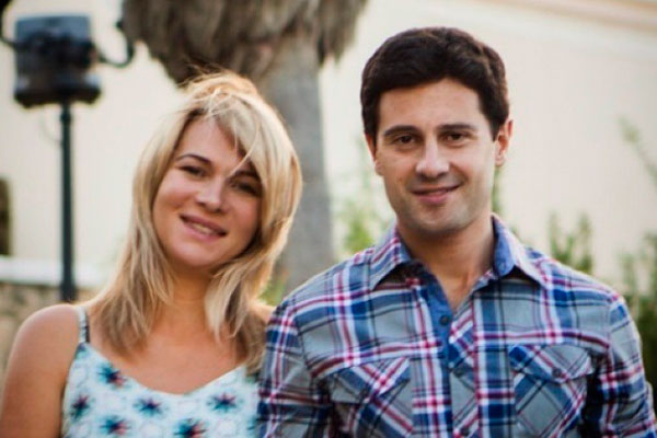 Виктория и Антон Макарские. Фото: instagram.com/makarskie