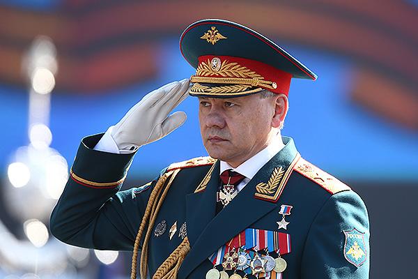 Два года на посту Сергей Шойгу сделал службу в армии