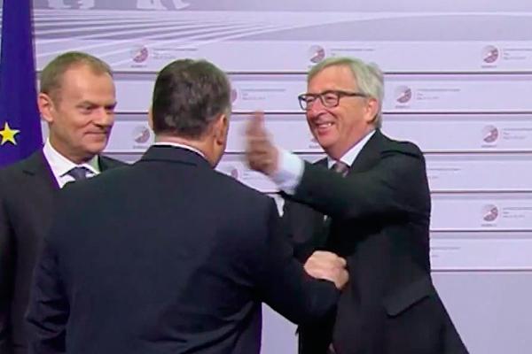 Пощёчина Орбану от главы ЕС