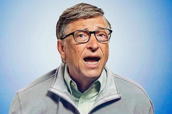 Билл Гейтс буквально обрек человечество на вымирание