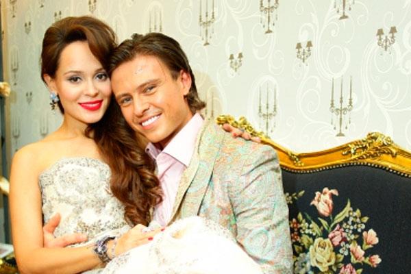 Анна Калашникова и Прохор Шаляпин. Фото: shalyapin.ru