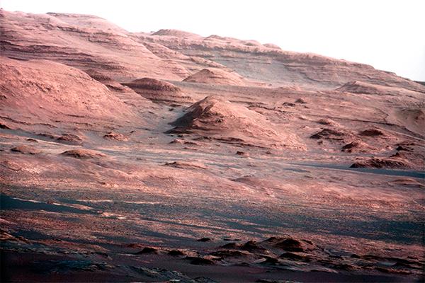 Ученые доказали - жизнь на Марсе возможна