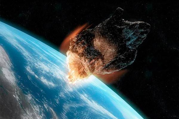 Земле грозит катастрофа