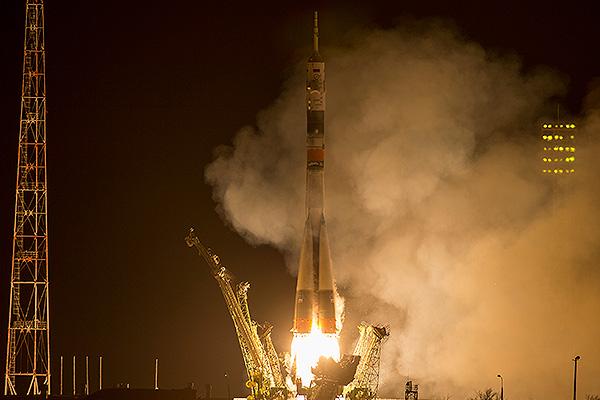 "OneWeb заказала  20 ракет ""Союз"""