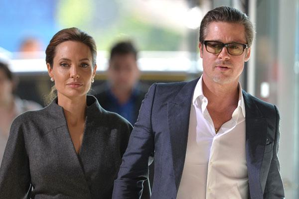 Анжелина Джоли и Бред Питт. Фото: GLOBAL LOOK press