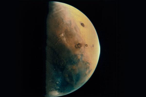NASA показало 11 лет на Марсе всего за 8 минут