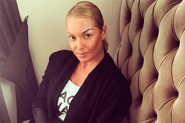 Анастасия Волочкова. Фото: instagram.com/volochkova_art