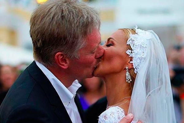 Дмитрий Песков и Татьяна Навка. Фото: instagram.com/baurmaley