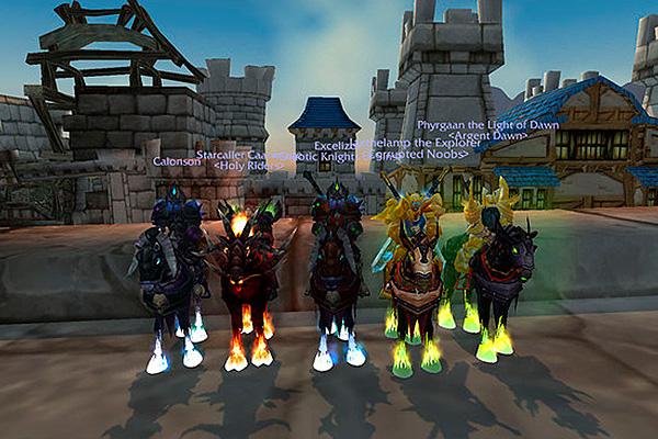 Из World of Warcraft сбежало более 5 миллионов человек