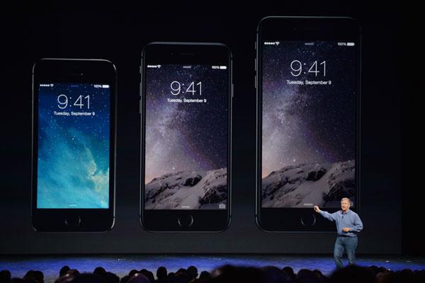"""Новый iPhone увидит свет в """"черный день"""""""
