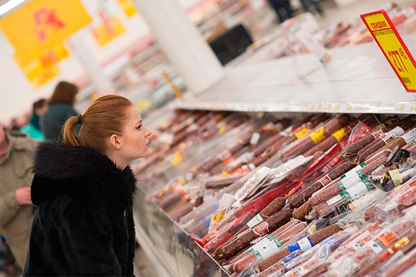 Российская Федерация собирается отказаться отимпорта продуктов питания изеще 6-ти стран