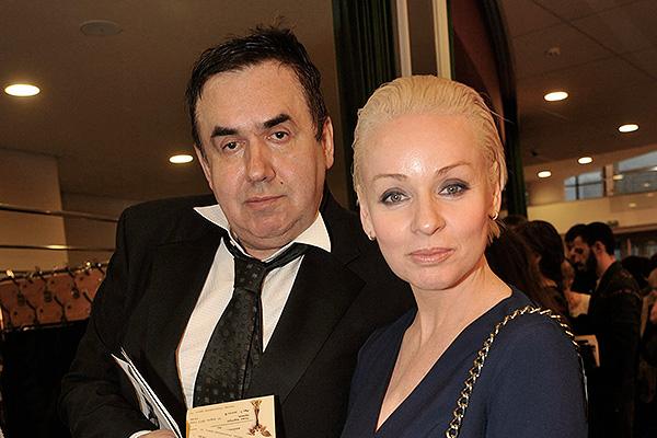 Станислав Садальский и Жанна Эппле. Фото: GLOBAL LOOK press