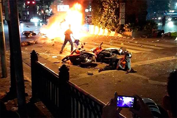 Установлена личность террориста, устроившего взрыв в центре Бангкока