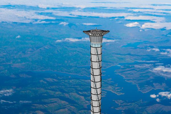 Канадцы построят лифт в космос