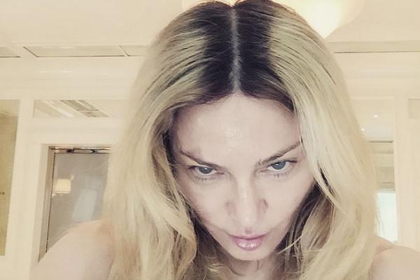 Мадонна. Фото: instagram.com/madonna