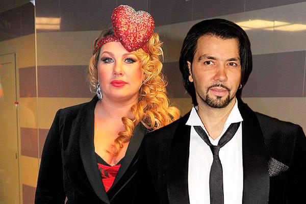 Ева Польна и Денис Клявер. Фото: Дни.Ру