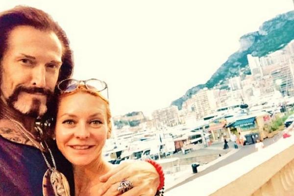Никита Джигурда и Марина Анисина. Фото: twitter.com/DZHIGURDA12