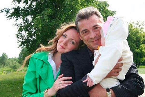 екатерина комиссарова жена добрынина фото