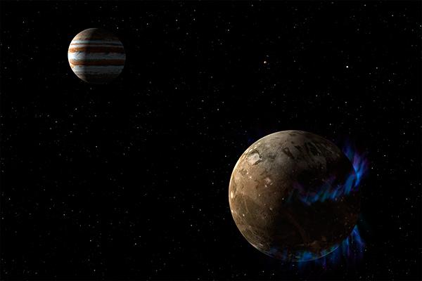 Спутник Сатурна полностью покрыт океаном