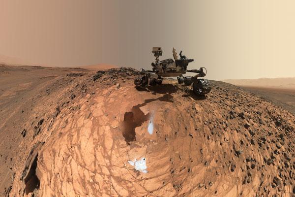 Ученые поверили в жизнь на Марсе