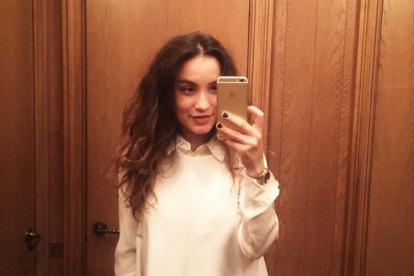 Эстрадная певица Виктория Дайнеко родила первенца