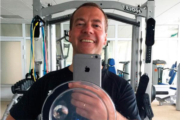 Как Медведев покорил Instagram