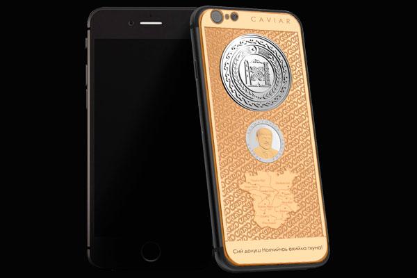 Выпущен iPhone 6s с портретом Кадырова