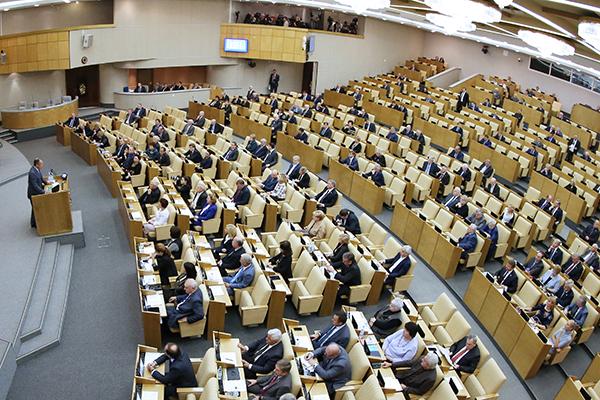 Отчет Правительства будет представлен в Госдуме 21 октября