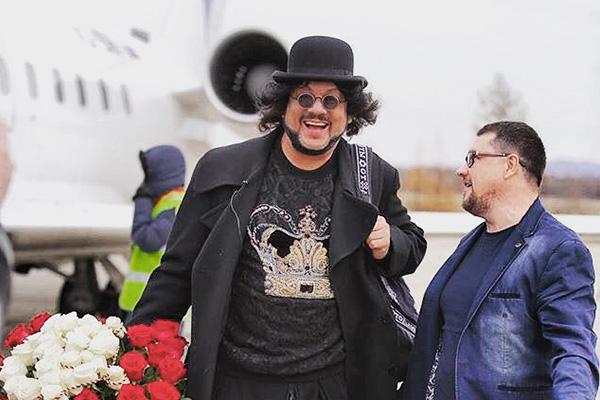 филипп киркоров остался личного самолета