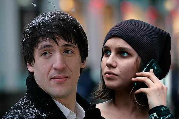 Артур Смольянинов и Дарья Мельникова