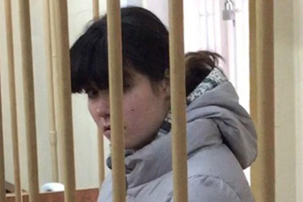 Студентка МГУ Варвара Караулова арестована поподозрению втерроризме