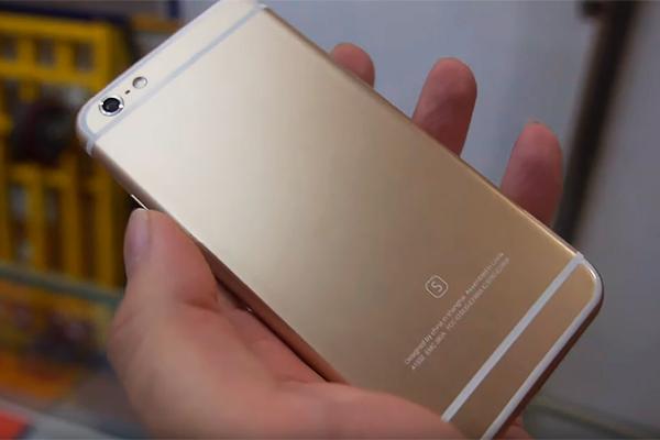 Китайцы продают iPhone 6s за $37