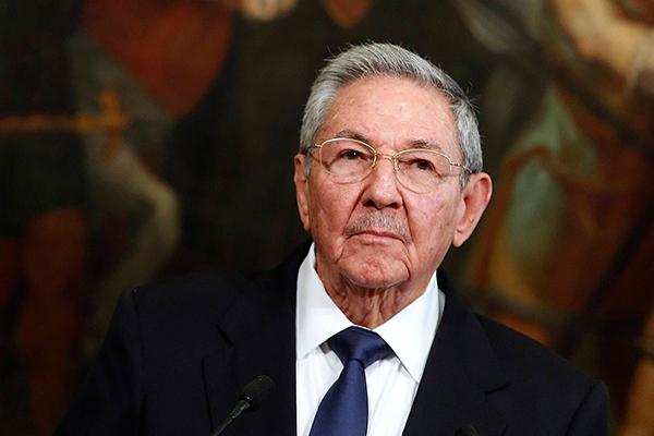 Руководитель государственного совета Кубы Рауль Кастро назвал дату собственной отставки