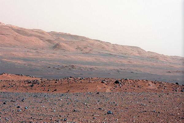 NASA ищет место для посадки на Марсе