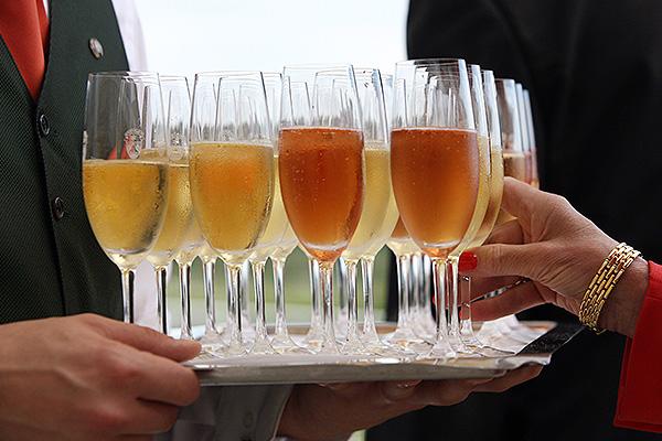 Три бокала для ума. Шампанское может предотвратить развитие слабоумия - ученые