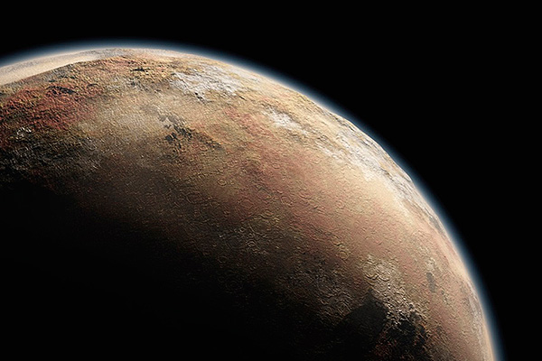 На Плутоне найдены извергающиеся вулканы