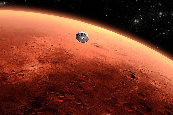 """NASA украло """"открытия"""" о Марсе"""
