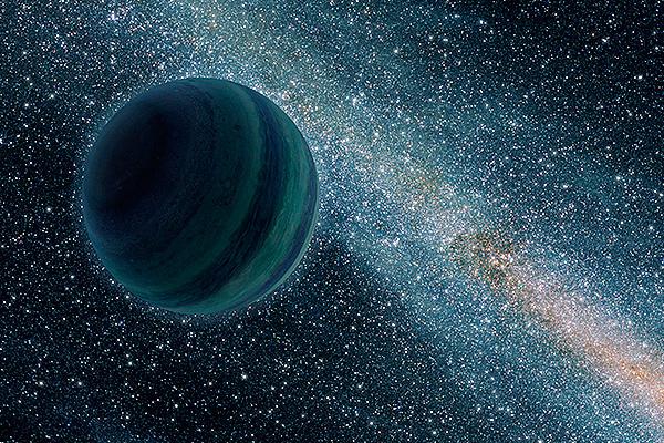 Самая маленькая планета поразила ученых