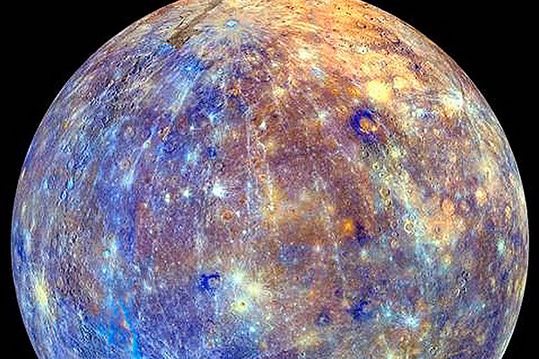 "Меркурий ""украл"" атмосферу у кометы"