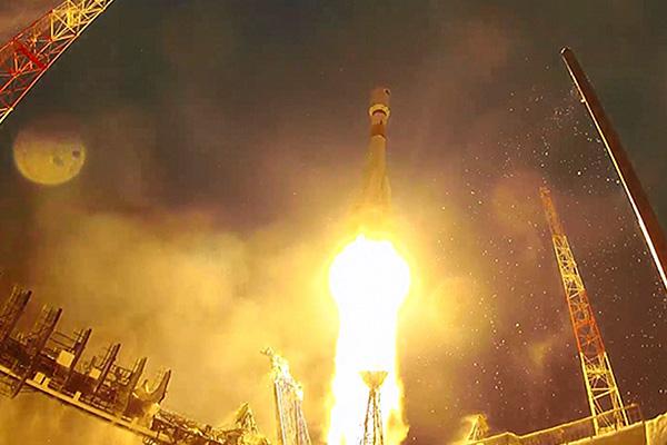 Россия вывела на орбиту новейший спутник