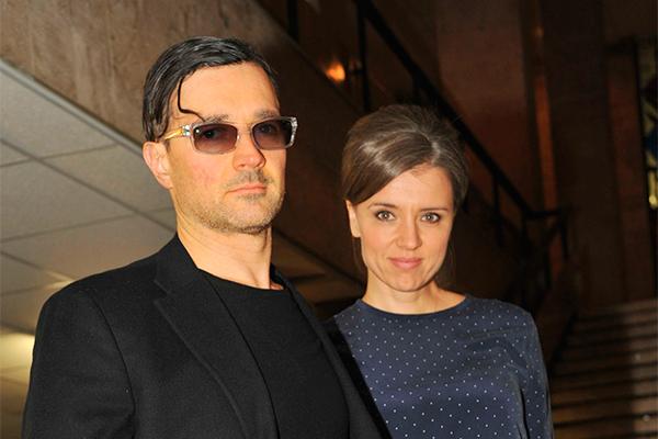 Егор Бероев и Ксения Алферова. Фото: GLOBAL LOOK press/Boris Kremer