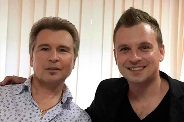 Александр Малинин с сыном Никитой. Фото: instagram.com/alexandr_malinin