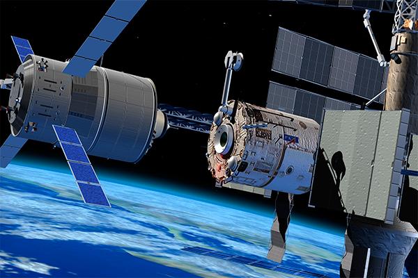 Россия испытает космический лазер на МКС
