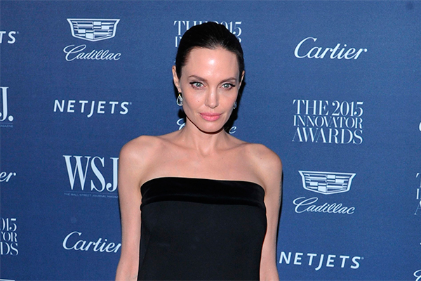 Анджелина Джоли. Фото: GLOBAL LOOK press/MediaPunch