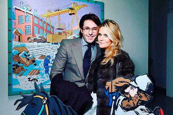 Супруга Андрея Малахова выложила винтернет постельные фотографии