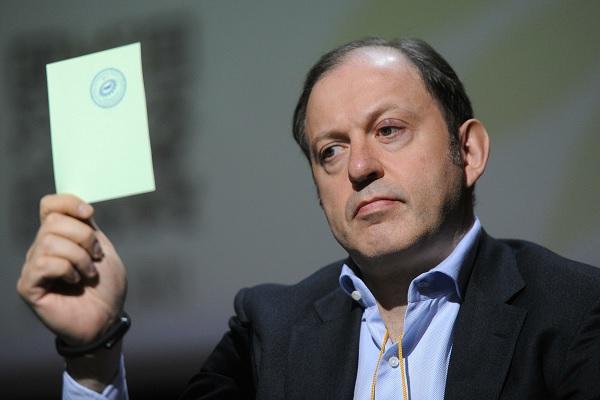 Митволь обжаловал всуде открывшийся съезд «Альянса зеленых исоциал-демократов»